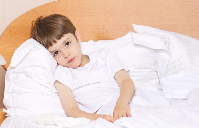 โรคโลหิตจางในเด็ก