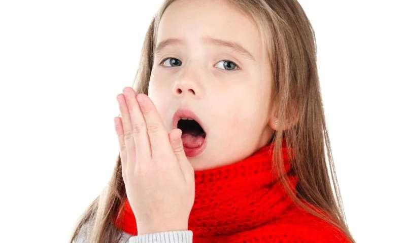 สาเหตุของโรคหลอดลมอักเสบในเด็ก