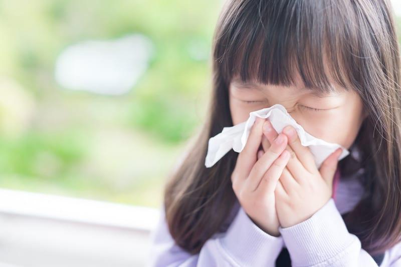 โรคไข้หวัด(Common cold)