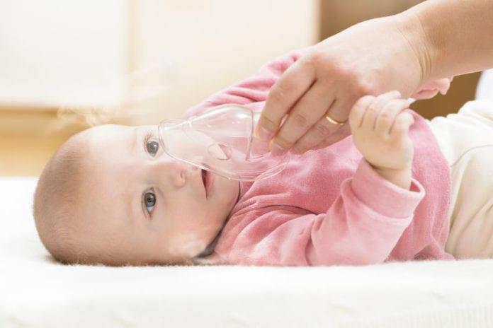 โรคหลอดลมอักเสบในเด็ก