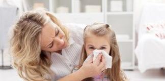 เตรียมพร้อมรับมือไข้หวัดใหญ่ในเด็ก