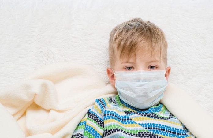 โรคในเด็กที่มากับฤดูหนาว