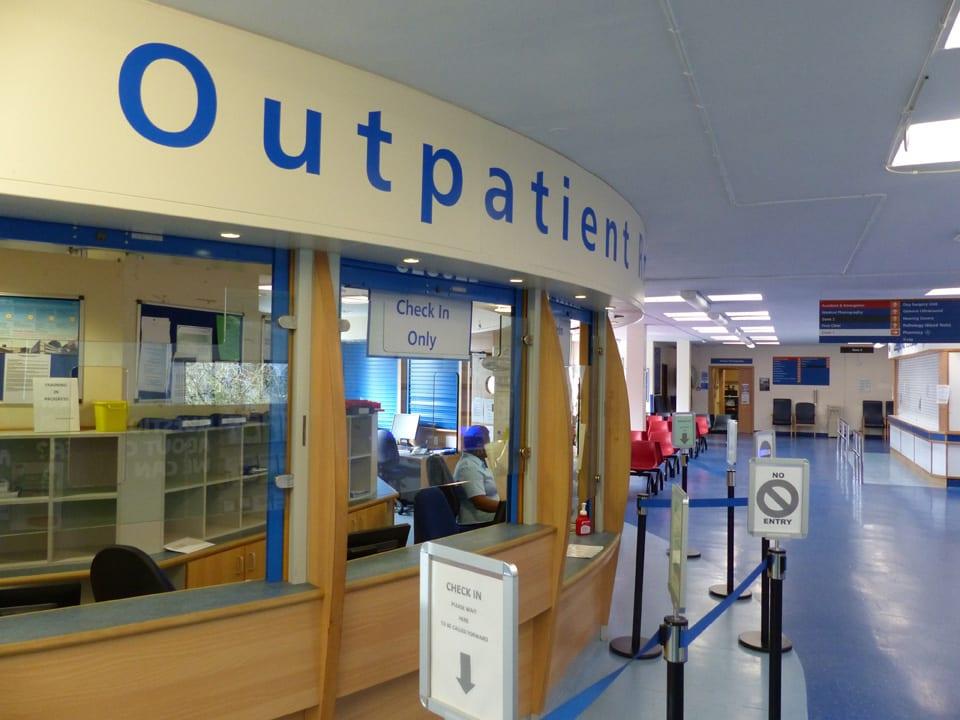 ผู้ป่วยนอก (OPD)