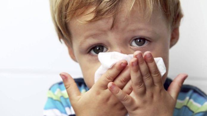 โรคไซนัสอักเสบในเด็ก