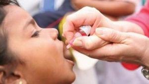 วัคซีนโปลิโอชนิดหยอด