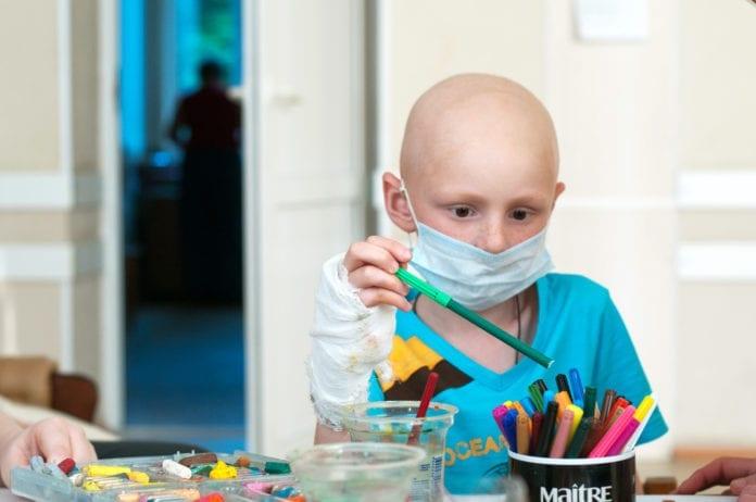 โรคมะเร็งเม็ดเลือดขาวเฉียบพลันในเด็ก