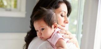 ภาวะกรดไหลย้อนในทารก