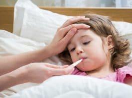 โรคชิคุนกุนยาในเด็ก