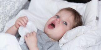 โรคไอกรนในเด็ก
