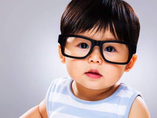 ปัญหาสายตาสั้นในเด็ก