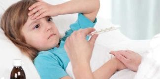 ไข้มาลาเรียในเด็ก