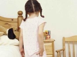 พยาธิเข็มหมุดในเด็ก