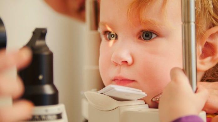 ภาวะตาบอดในเด็ก