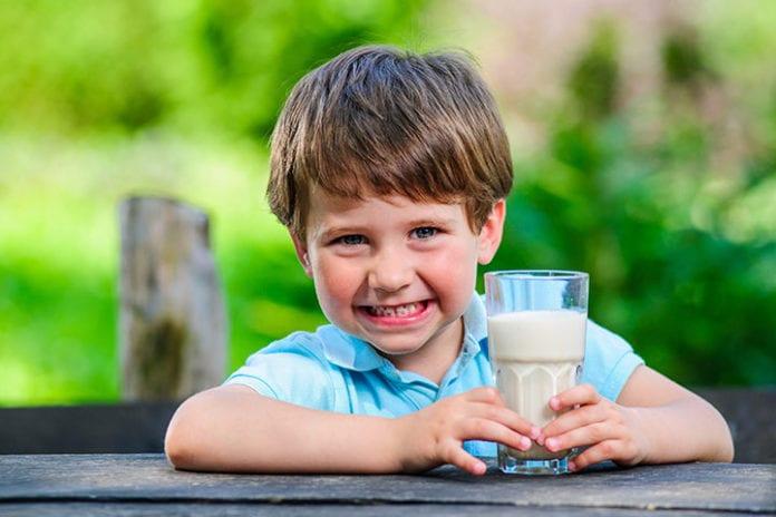 โปรตีนเชคปลอดภัยสำหรับเด็กหรือไม่