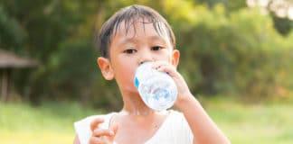 ภาวะขาดน้ำในเด็กเล็ก