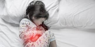 สาเหตุทั่วไปของอาการปวดท้องในเด็ก