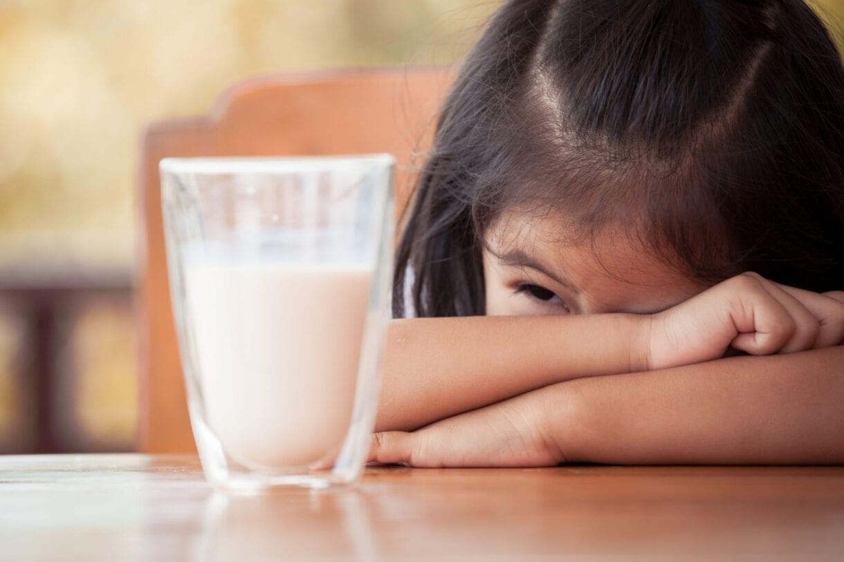 ลูกอาจไม่กินนม