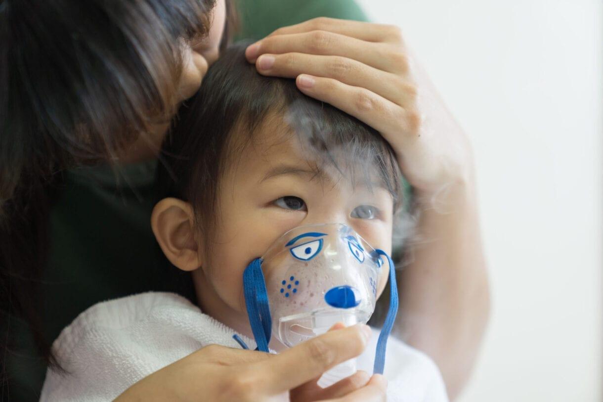 ติดเชื้อโรค RSV จากการจูบเด็ก