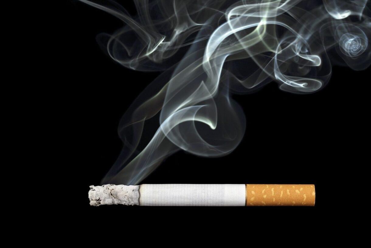 ควันบุหรี่