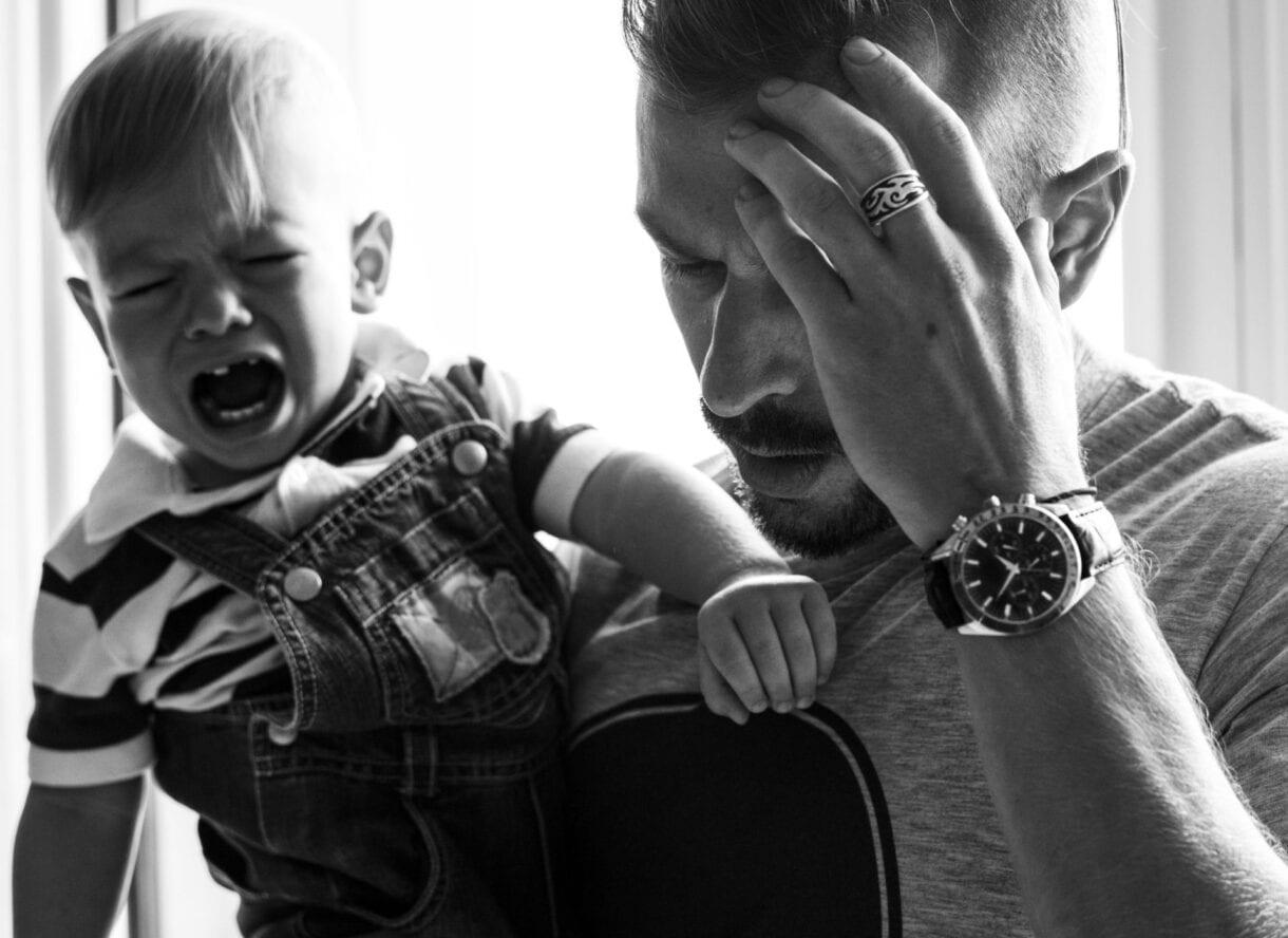 อาการที่เด็กถูกเขย่า