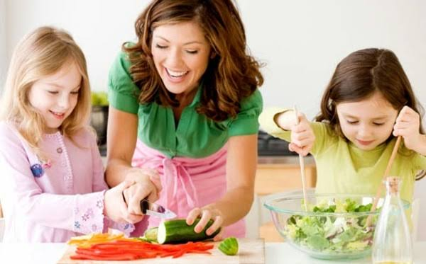 สอนนิสัยการกินเพื่อสุขภาพ