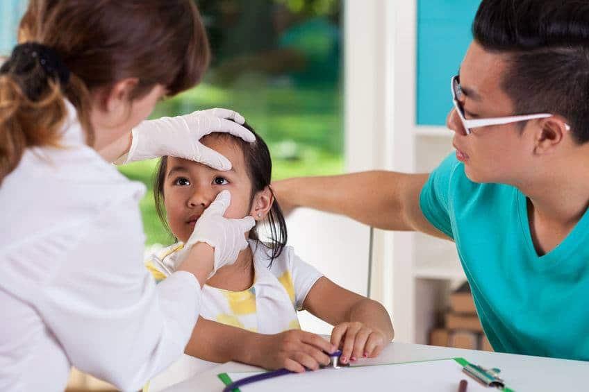 การดูแลเด็กที่เป็นโรคติกส์