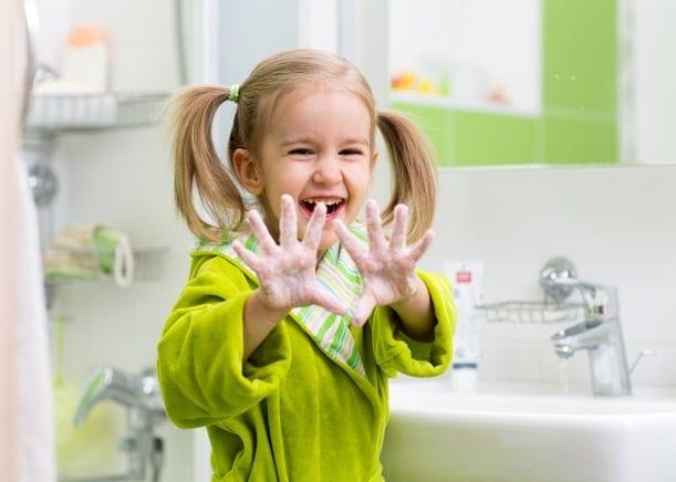 การล้างมือ