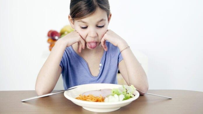 เด็กกินยาก