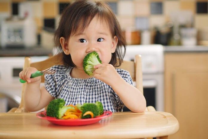 อาหารกระตุ้นภูมิคุ้มกัน สู้ไข้หวัดสำหรับเด็ก