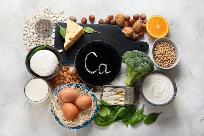 อาหารที่อุดมด้วยแคลเซียมสำหรับเด็ก