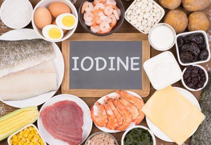 ไอโอดีน สารอาหารที่ขาดไม่ได้